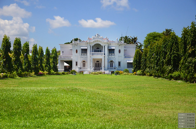 Nelly's Garden White Mansion Iloilo