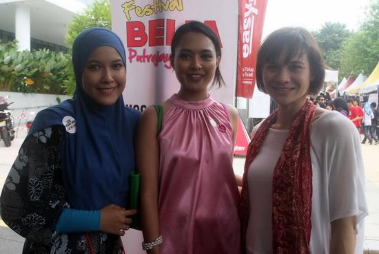 Lebih 20 Selebriti Jayakan Festival Hari Belia 2013