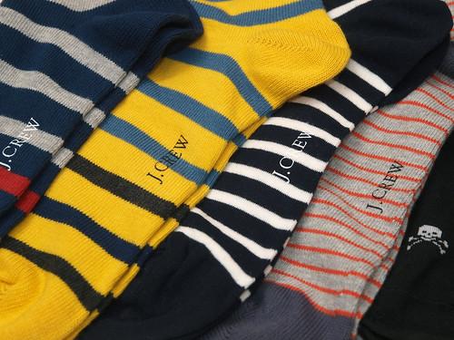J.CREW / Socks