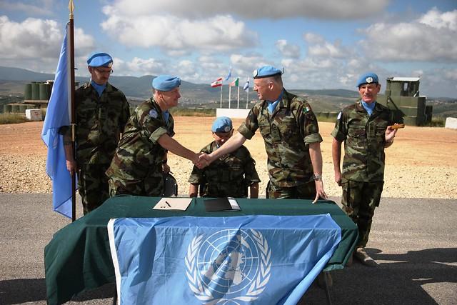 Robust Peacekeeping – A Desirable Development? « CSS Blog