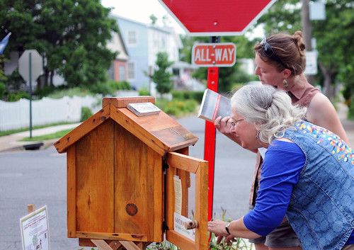 little free library on windsor