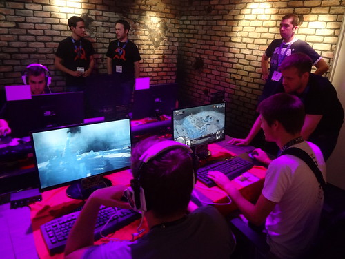 Company of Heroes 2 Booth @ E3 2013