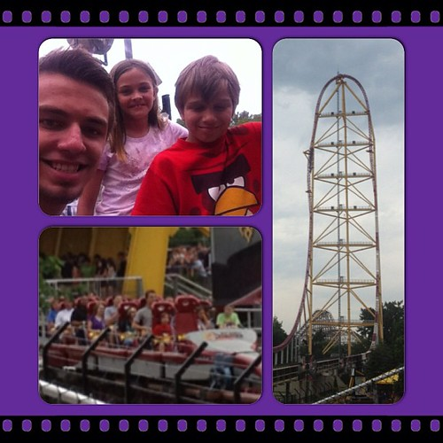 The Real Ride Warriors! Only ones that ride the Top Thrill Dragster! #cedarpoint