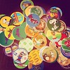 I found my POG collection, you guys! #childofthe90s by Yvonne Yeh