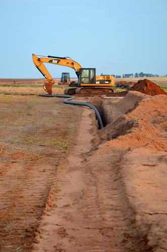 Our neighbors building pipelines