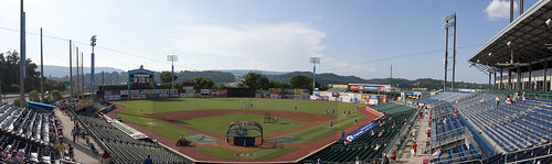 At&T Field - Home of the Chattanooga Lookouts