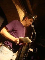 Andi Plammer, textstrom Poetry Slam Wien
