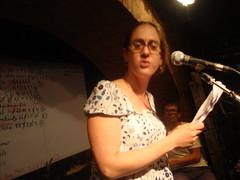 jasmin, textstrom Poetry Slam Wien