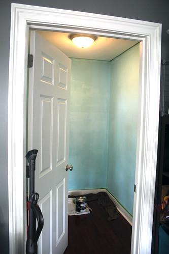 Primed Closet