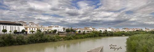 panorámica,córdoba,puente,miraflores,andalucia,fotografia