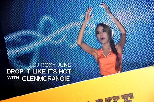 DROP IT LIKE ITS HOT WITH GLENMORANGIE 1