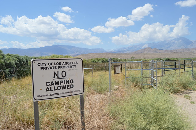 LA property in the Owens Valley