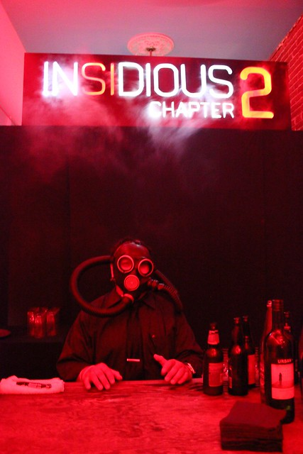 Insidious Chapter 2 experience for San Diego Comic-Con 2013