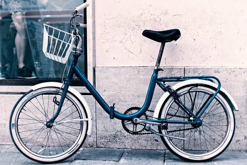 Bicycle by Manuel Buetti