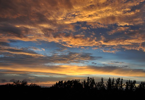 sunset fabuleuse pwpartlycloudy