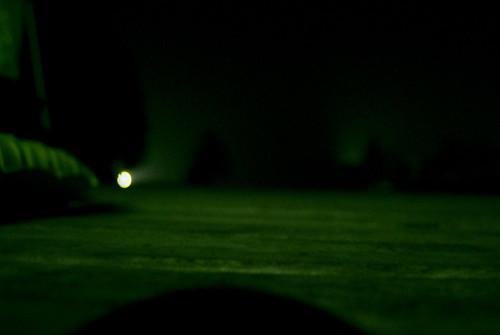 arbesbach bei nacht, gewitter plus TAR neo air