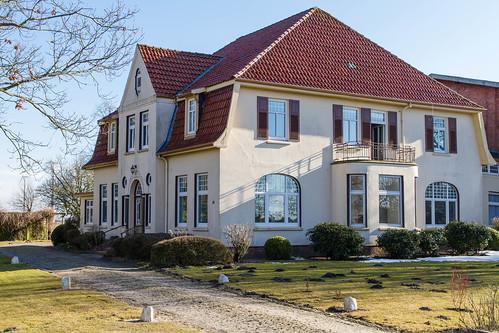 Bauernhof in Zennhusen