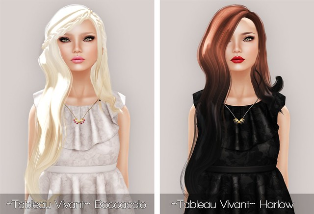 Hair Fair  2013 - ~Tableau Vivant~ Boccaccio - Summer & Harlow - Equinox