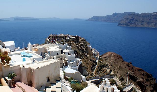 Grèce : Santorin