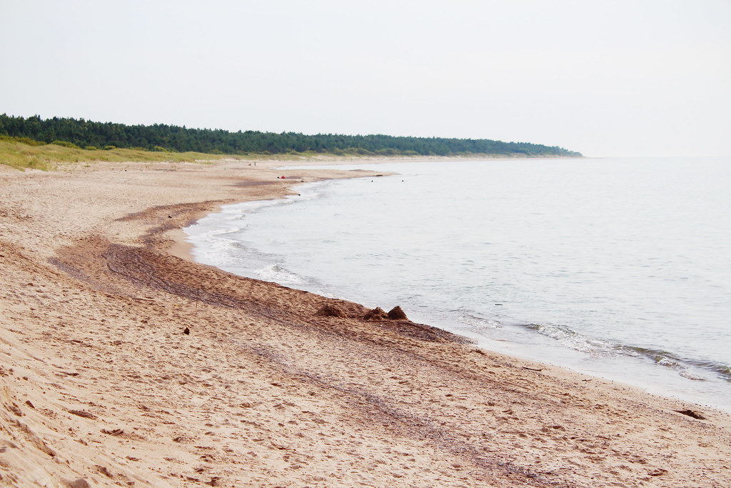 baltic sea, beach