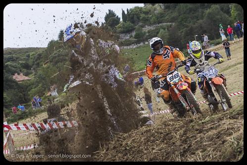 VII Motocross Maoño
