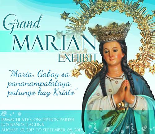 2nd grand marian exhibit