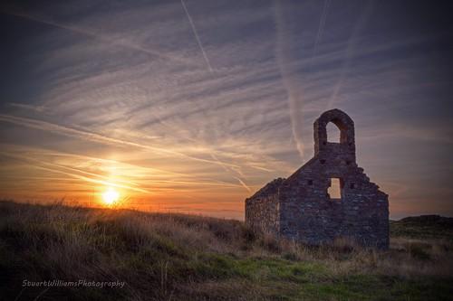 church sunrise chapel stmichaels hdr isleofman