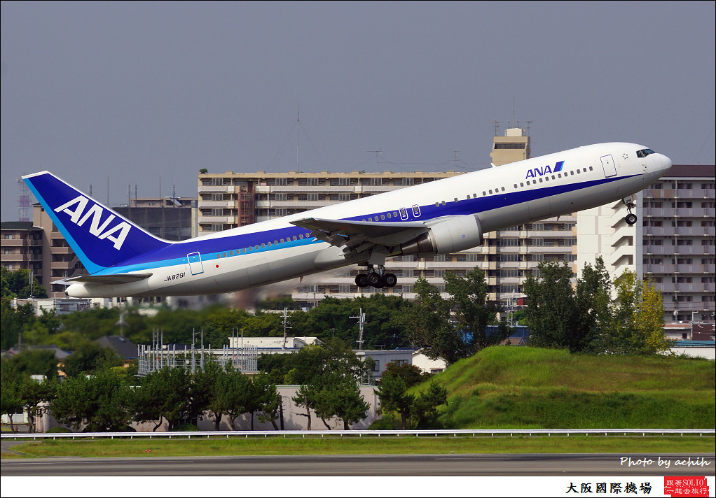 All Nippon Airways - ANA JA8291-003