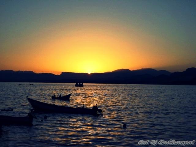 Hadhramout Sunset