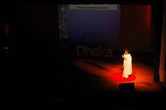 Syeda Rizwana Hasan at TEDxDhaka 2013