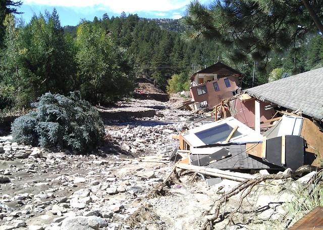 2013 Disaster Relief - Boulder, Colorado Flooding (Debris Removal)