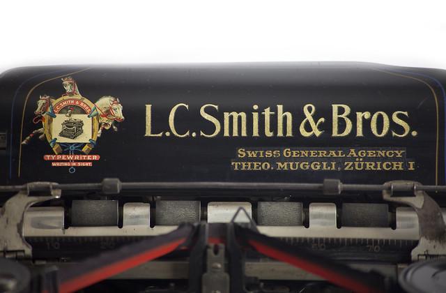 L C Smith No. 5