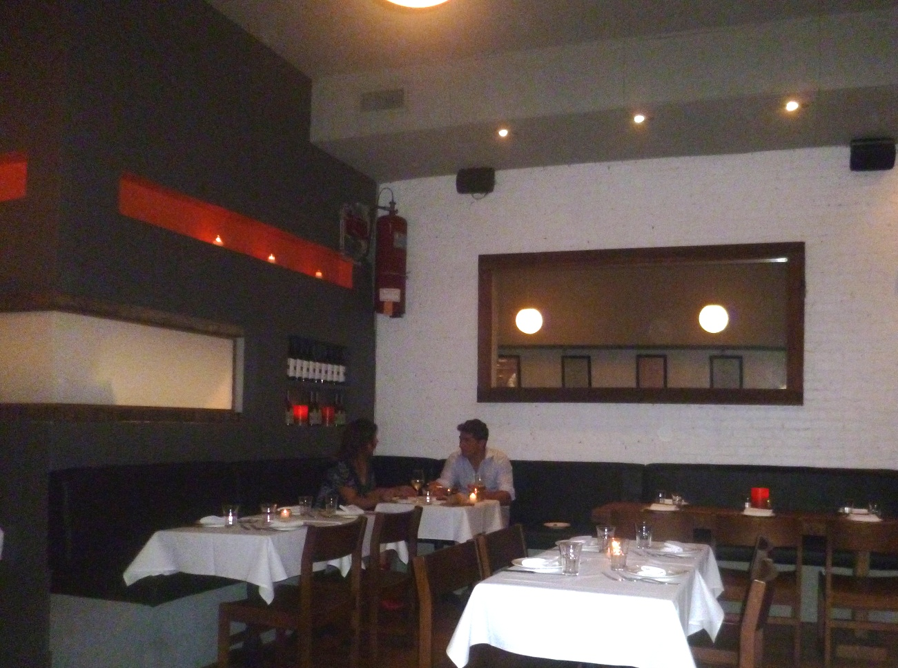 Interior of Circolo 45