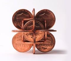 Wechsler12 interlocked shield cents