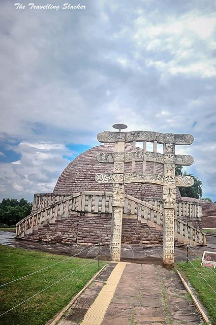Sanchi Stupa  (36)