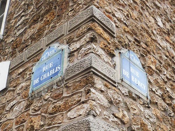 rue de Chablis