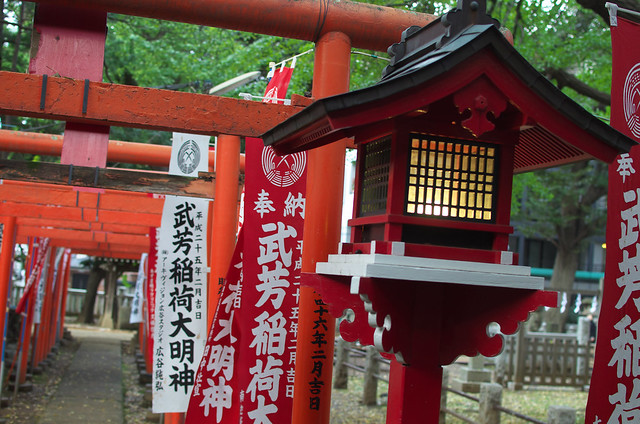 東京路地裏散歩 雑司ヶ谷鬼子母神 2013年11月4日