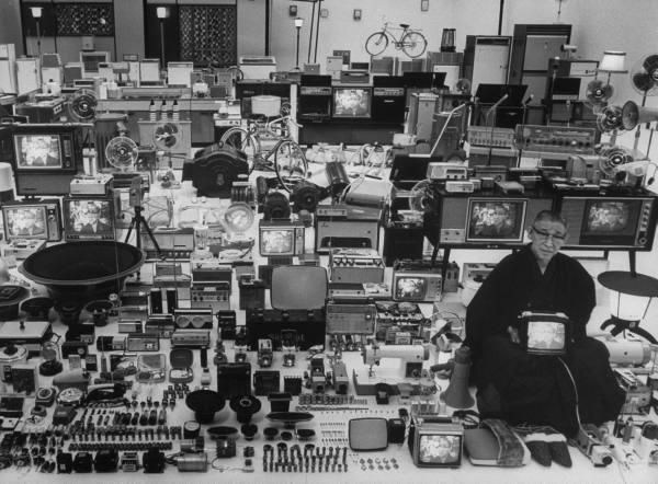 Founder of the Matsushita Electronics Corp., Konosuke Matsushita - 1964