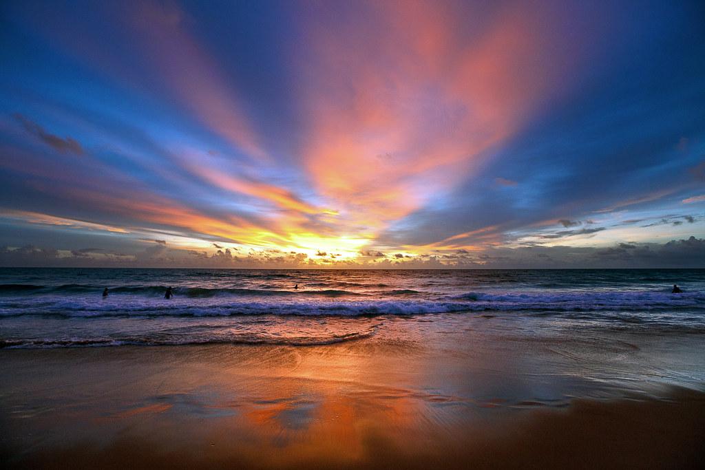 Thailand, Phuket, Karon Beach