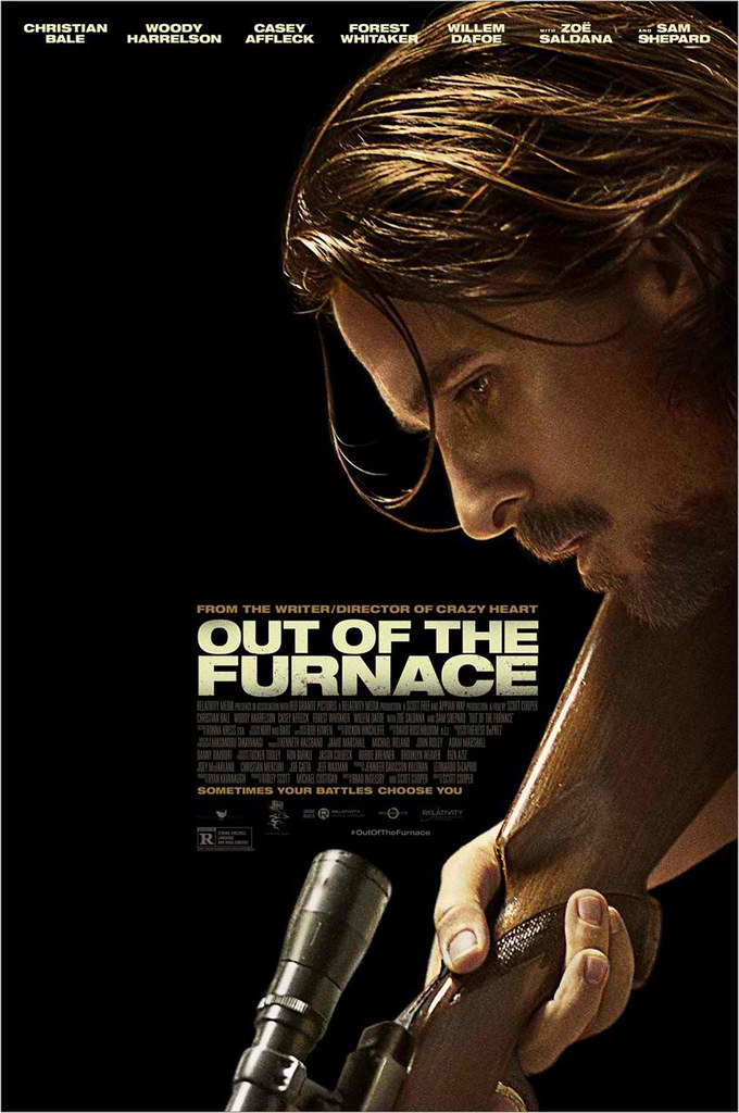 Out Of The Furnace movie poster [click to enlarge]
