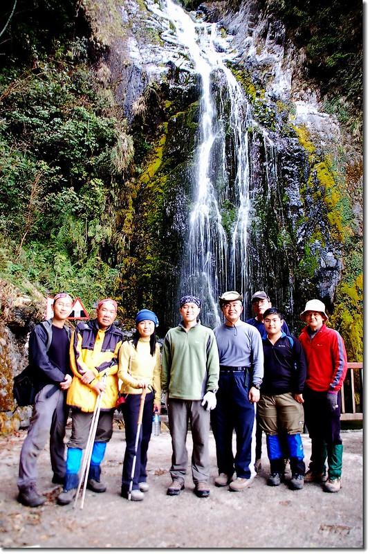 煙聲(桃山)瀑布 8