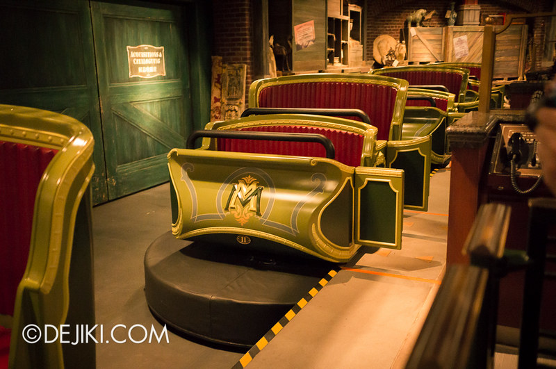 Mystic Manor - Mystic Magneto Carriage