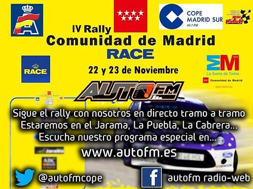 Auto FM Rallye RACE