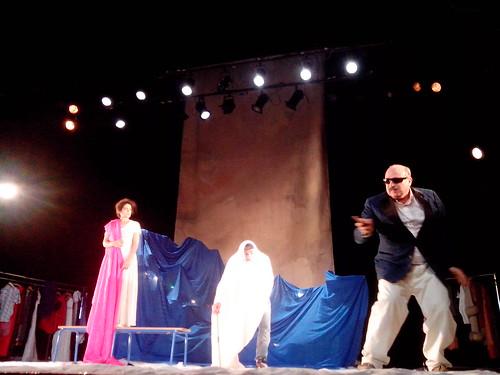 Une Odyssée, Teatro dell'Arte by Ylbert Durishti