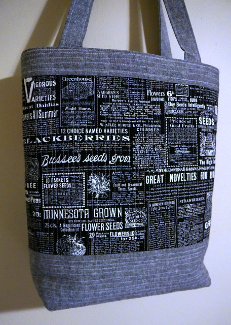 Imagine Circle Swap Tote