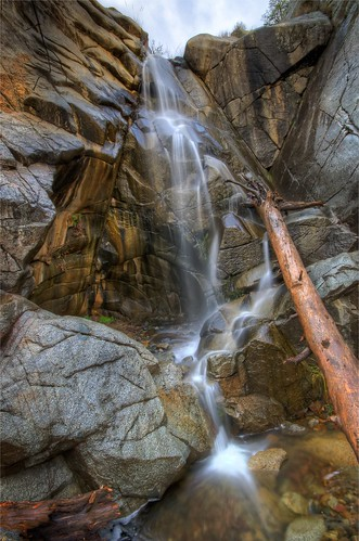 arizona waterfall rocks stream az falls prescott wolfcreek michaelwilson michaelwilsoncom