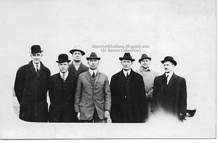 Men in Hats - JohnGruelEnvelope8