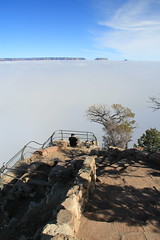 Grand Canyon 2013 Inversion - Yavapia Point II