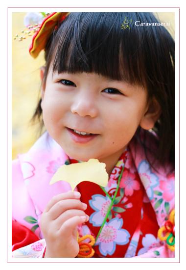 七五三 出張撮影 八王子神社 愛知県瀬戸市 家族写真 子供写真 屋外撮影 Nature Garden