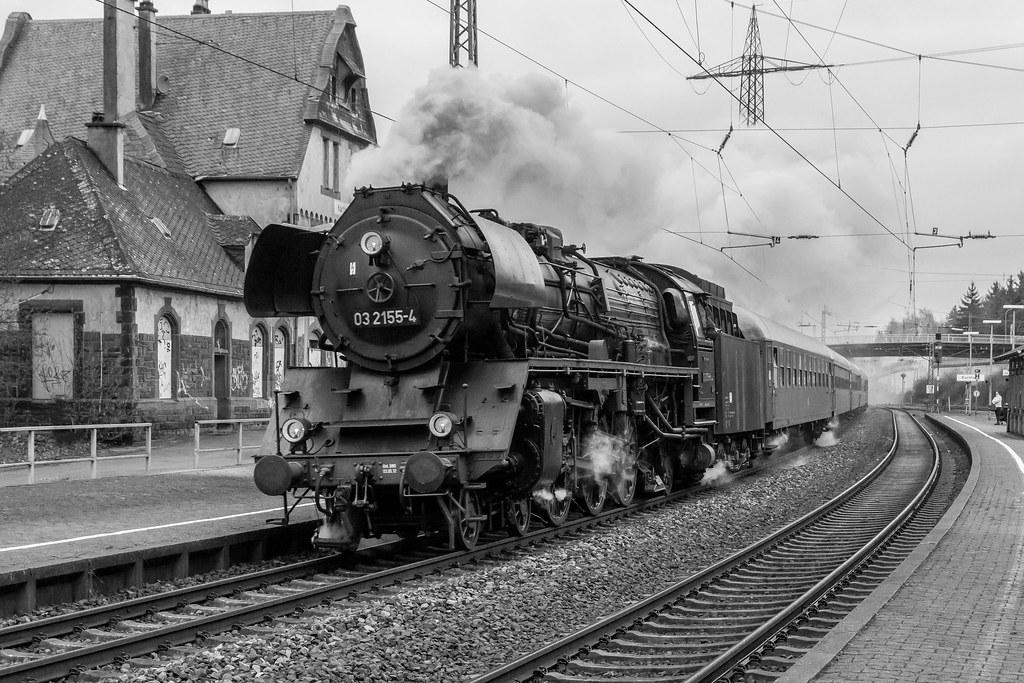 Voyage autour de Trier avec la BR 03 2155 11370875173_f6c1f672de_b